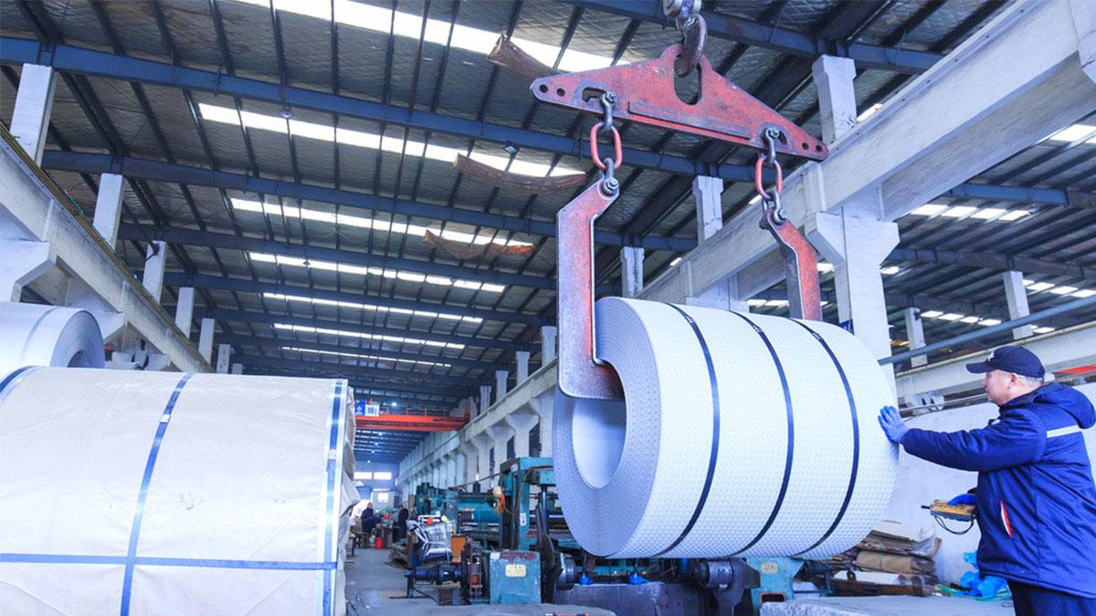 海润钢铁-质量优势
