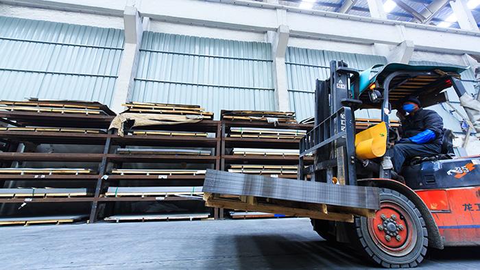 海润钢铁-生产环境