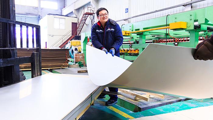 海润钢铁-厂房生产车间