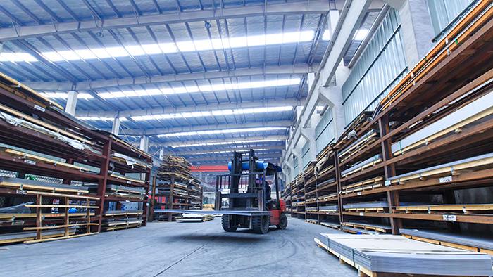 海润钢铁-生产厂房
