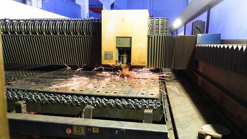 海润钢铁-剪裁加工