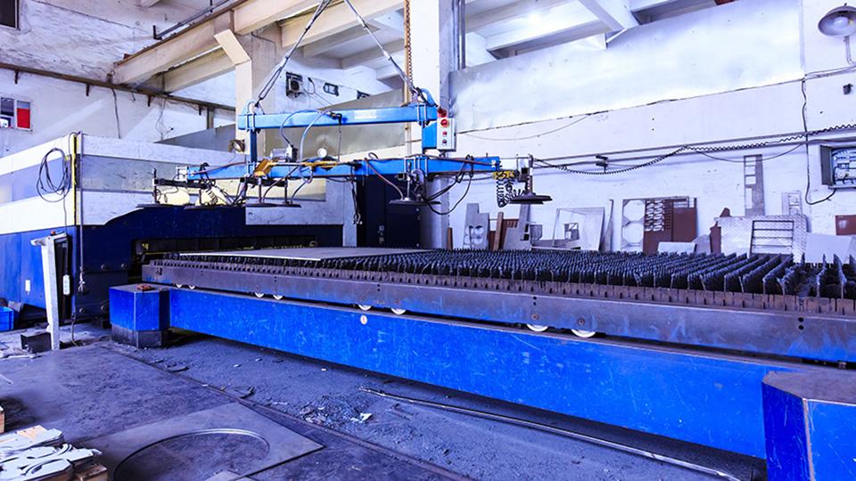 海润钢铁-剪裁加工设备