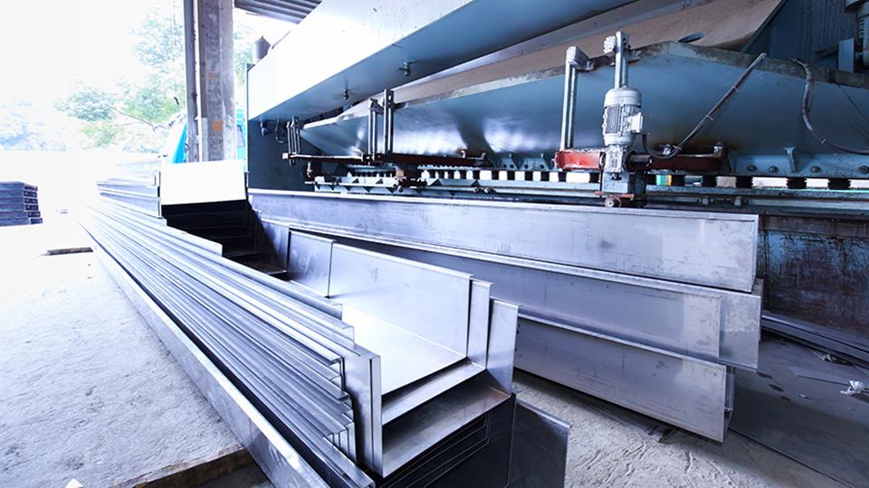 海润钢铁-成型加工